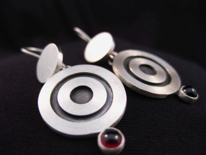 Stellar small earrings dangle 1